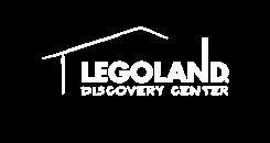 Legoland Logo White