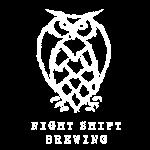 white_night shift logo